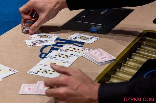 诡异的冤家牌,我居然被暗三条踢出局了? | 德州扑克牌谱解读