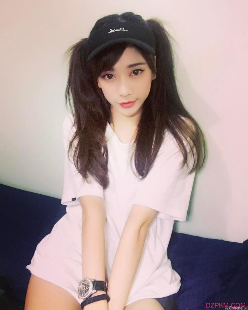 台湾正妹Abbie Shi 甜美可人IG粉丝多之出乎意料