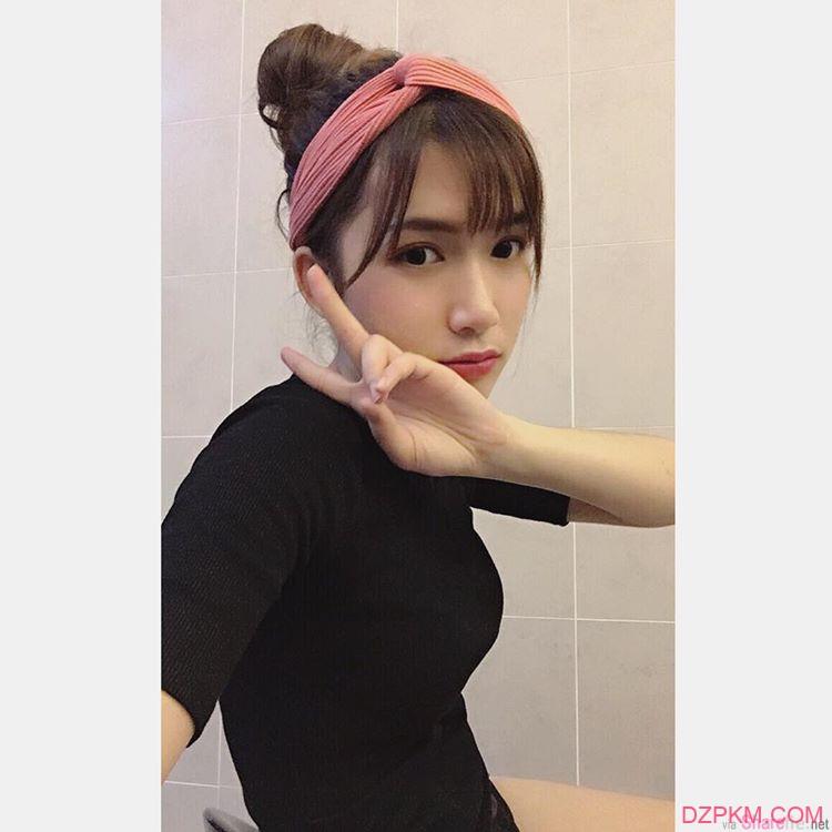 女神正妹陈馷佳 360度无死角美女气质爆棚