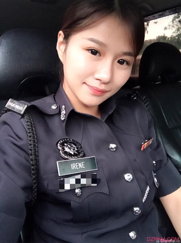 大马超正女警Irene捡到手机iPhone 8+,失主竟然大胆对女警这样说....