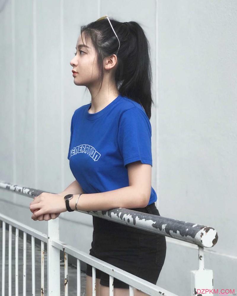 大马正妹林晋妤Sharon Lim 甜美气质散发迷人仙气