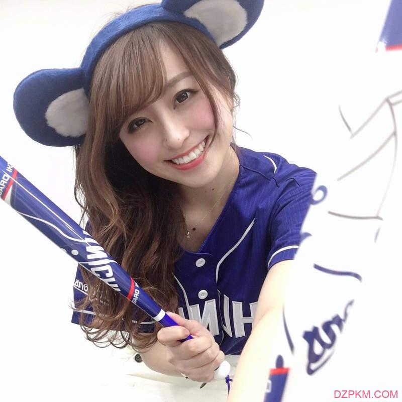 日本最正女大生中村优花 SKE48中村优花才色兼具