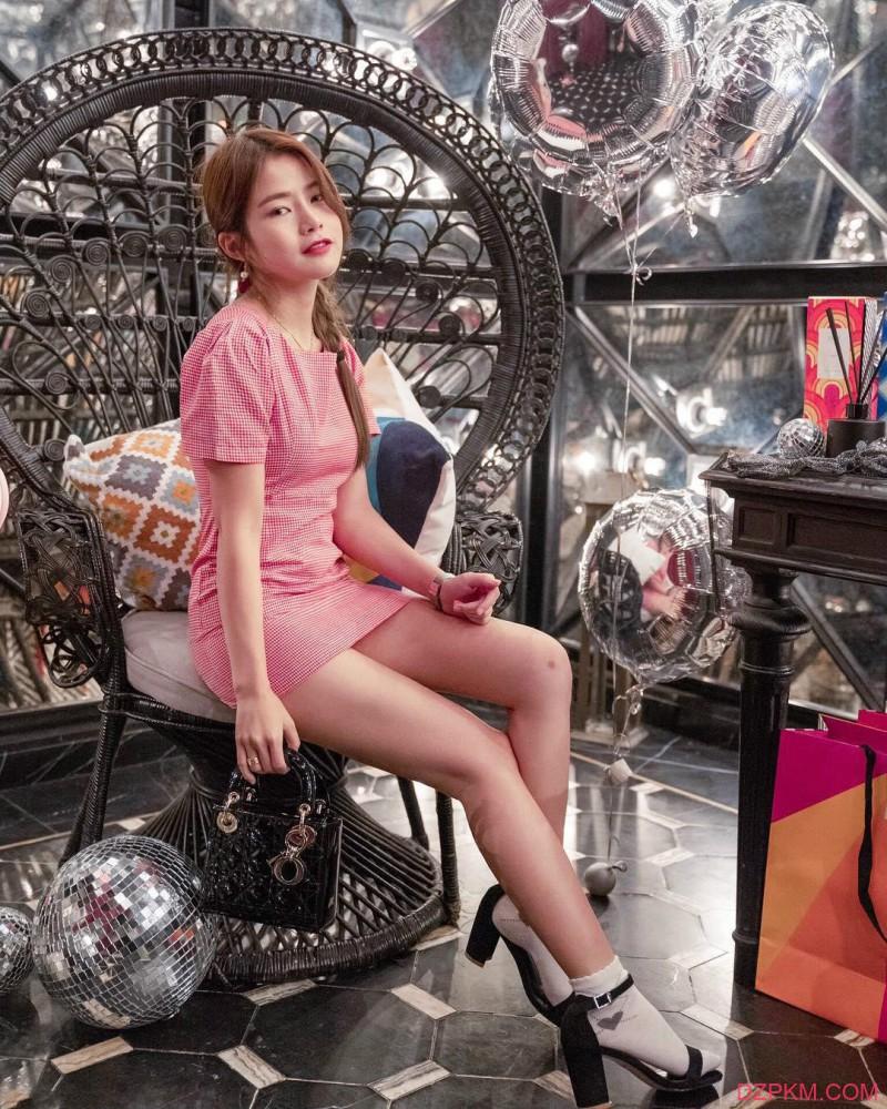 阳光女孩Dong Cys 甜美清新美少女气质迷人