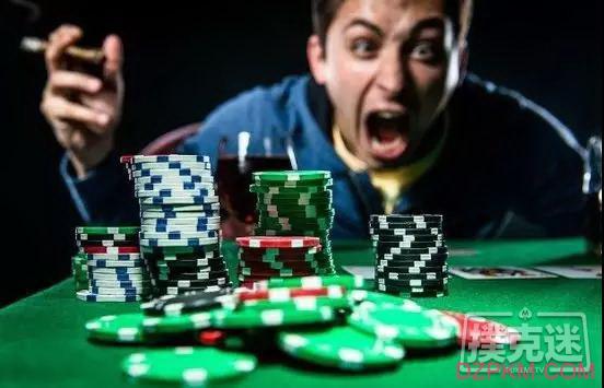 玩德扑时比情绪失控更糟糕的是什么?
