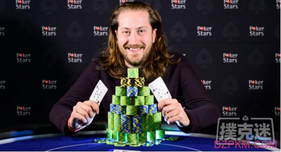 Steve O'Dwyer获得2020年PokerStars SCOOP豪客赛冠军