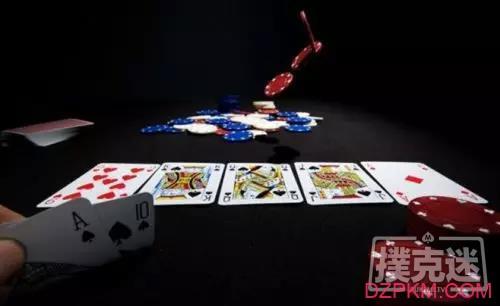 德州扑克翻后下注尺度