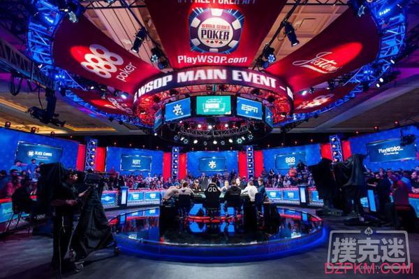 德州扑克中锦标赛最常见的五个短筹码错误