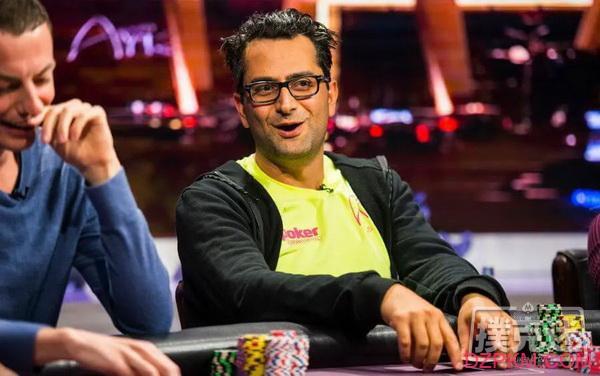 Antonio Esfandiari:扑克已经不那么重要