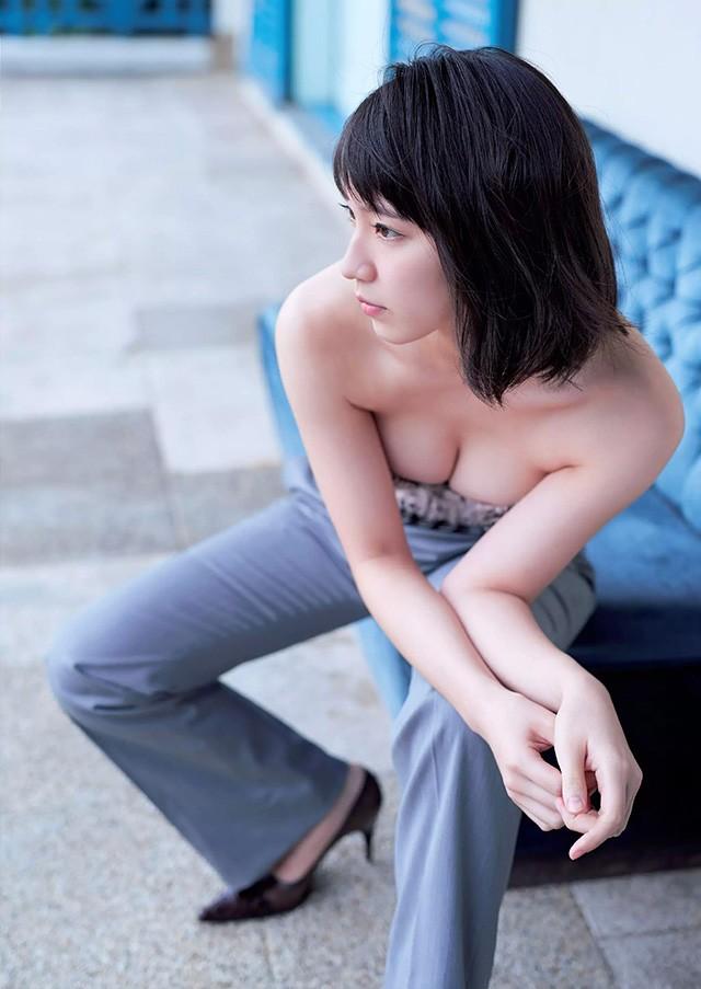 《阿浅来了》吉冈里帆充满文化气息和古典美 散发透明治愈清纯性感