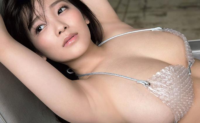 """天木纯(天木じゅん)最新写真集  I罩杯""""天乳""""胸器的诱惑"""