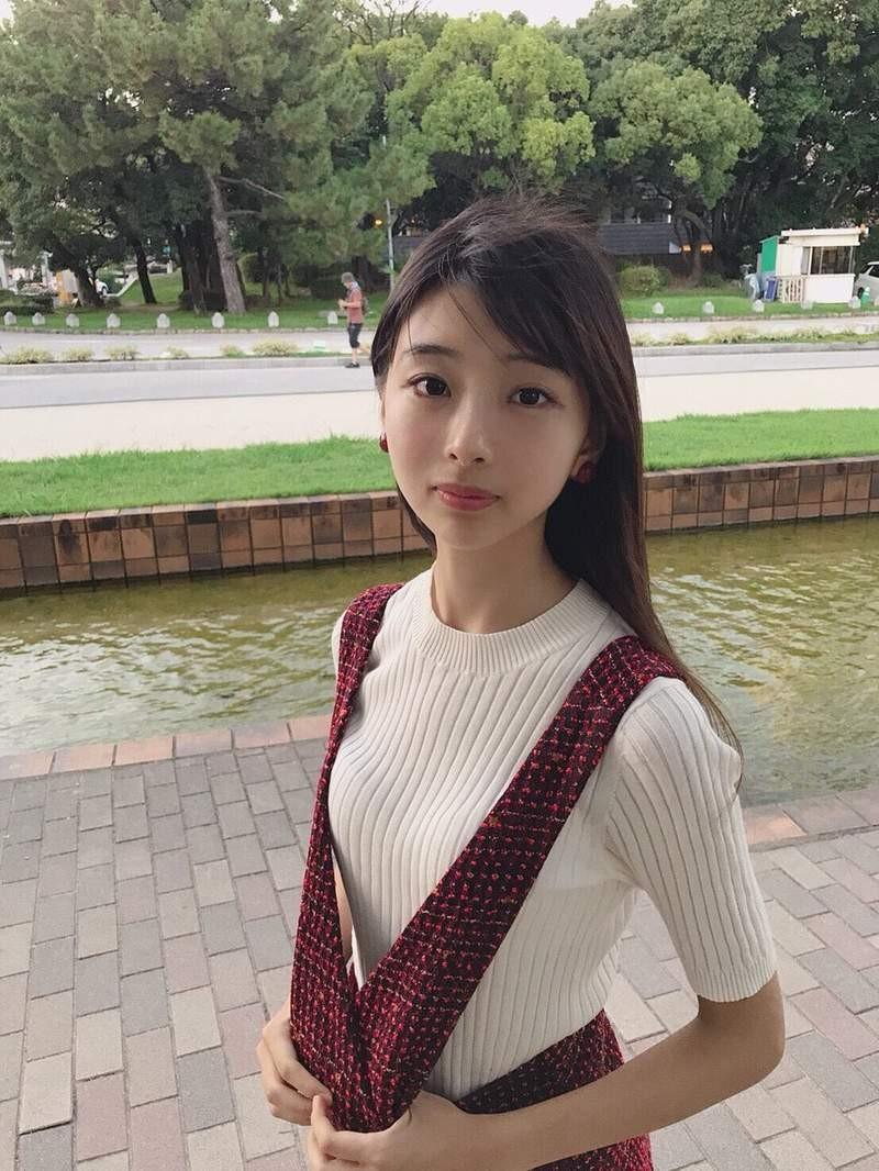 2018日本最可爱大一生选美冠军出炉 同志社大学正妹新生永松野野花夺冠