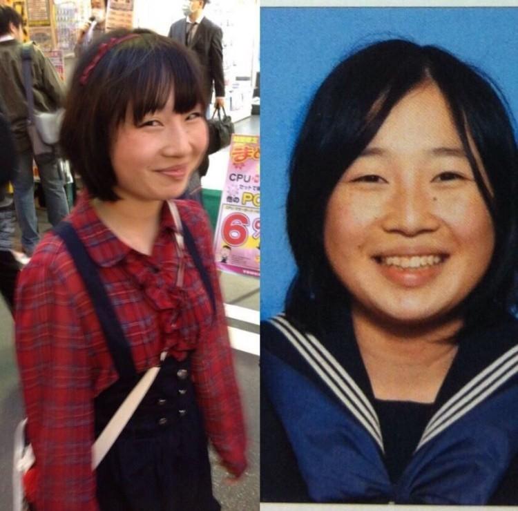 小时候被嫌丑,长大后变美女 同学崩溃:我怎没早发现