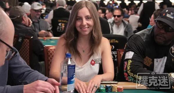 Konnikova从Erik Seidel那里获得扑克速成课程。