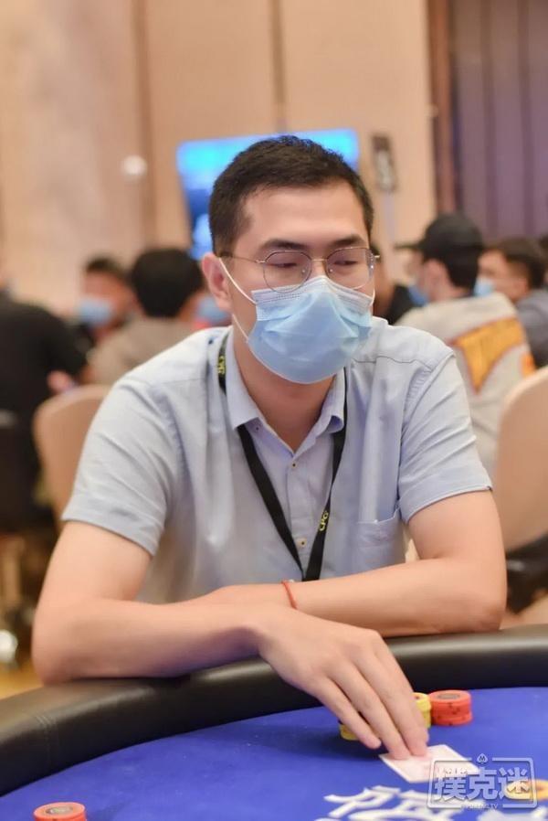 2020CPG上海选拔赛 | 主赛总人数1906人次,C组温智领跑185人晋级!