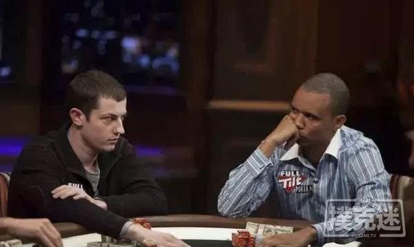 德州扑克翻牌后 Heads- - Up 单挑对手