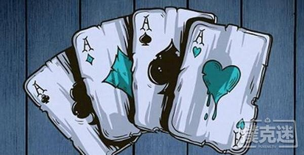 德州扑克在小盲注的位置的玩法
