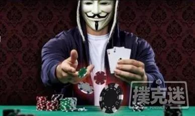 德州扑克中玩命跟注看似美妙的手牌,下一秒变成鱼
