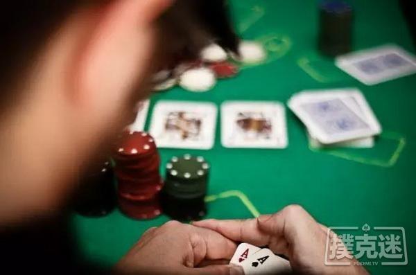 德州扑克时手持最强底牌AA,如何行动更有利