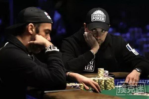 德州扑克游戏时摸清对手的下注套路