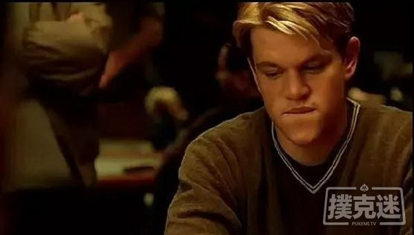 玩德州扑克你可以欺骗对手,但对自己的能力必须诚实