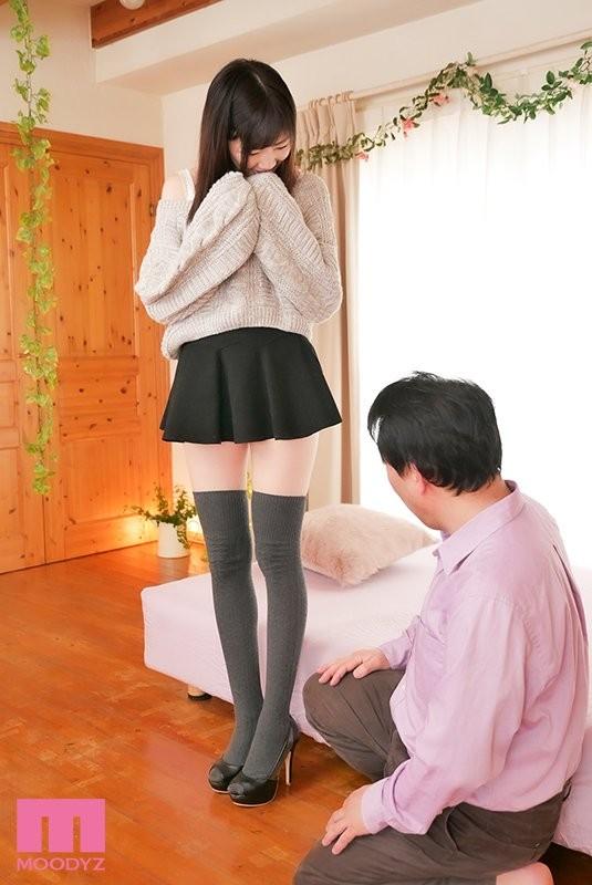 MIFD-112:はるか遥膝上袜秀绝对领域,美腿可以玩一整年!