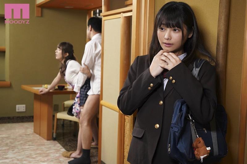 MIAA-284 :波多野结衣和女儿久留木玲共侍一夫,大玩母女丼!