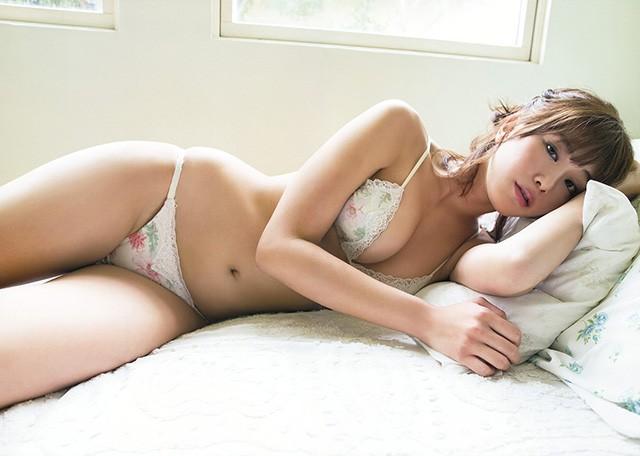 「神挥棒少女」稻村亚美 高佻长腿紧致F奶火热诱惑