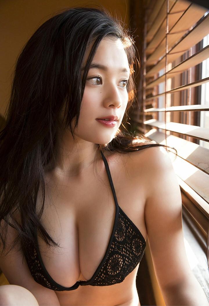 筧美和子电视写真界再出击 大秀雪白肌肤G奶身材