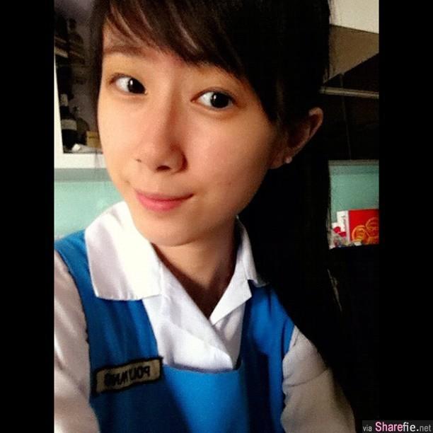 大马正妹Poly彭静盈天生丽质 曾获国际华裔小姐亚军
