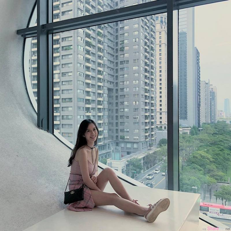 """火辣正妹Jennifer张雯婷 性感S曲线网友直呼""""泰疗愈"""""""