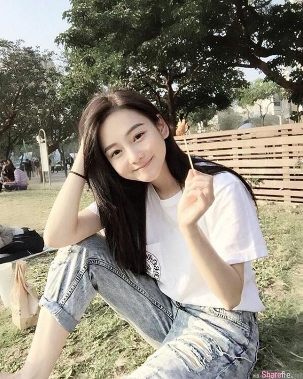 留学正妹JennJenn Lee 美女学霸兼具美貌与智慧