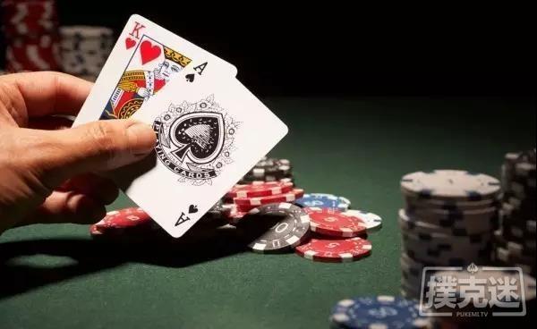 AK在不同位置、不同入局人数的打法探讨-德州扑克策略
