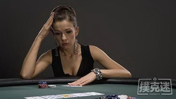 """面对弱鸡德州扑克玩家,有必要施展""""平衡""""这个高级打法吗?"""