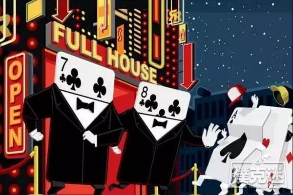 总是玩不好德州扑克同花连张?用3个牌例教你搞定它