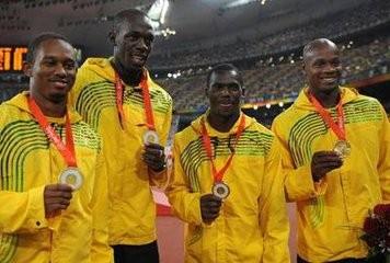队友未能通过药检 博尔特北京奥运会金牌被剥夺