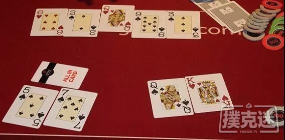 手把手教你玩德州扑克顶对