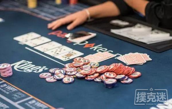 德州扑克中永远不要用中等牌下注