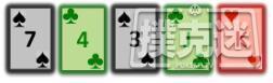 德州扑克如何三次下注诈唬