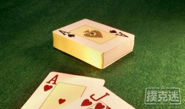 德州扑克中设计平衡的率先加注范围