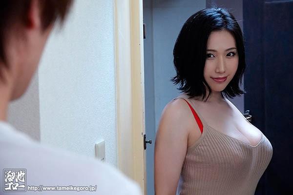 MEYD-576:佐山爱和丈夫搞错了,出了很多汗的误认中出!