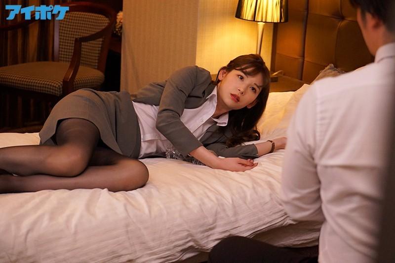IPX-389: 黑丝女下属明里紬被性欲旺盛的主管捡尸连续内射!
