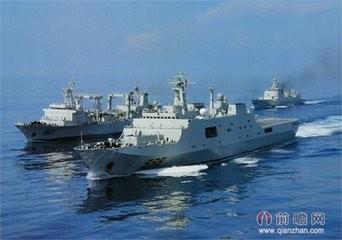 中国军方高层明确指示南海战备 系建国后首次