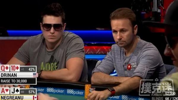 历史上最大的扑克恩怨赛一周后开战