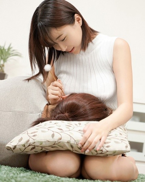 ABP-832 :河合明日菜用她的G杯来挑战男人!