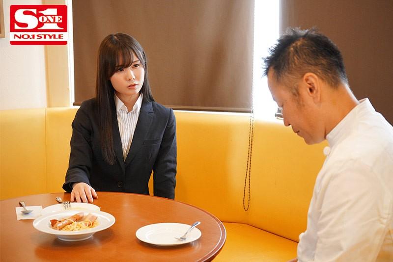SSNI-906 :高冷女上司坂道美琉被强制口交口内射精!
