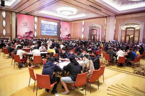 CPG横琴站 | 主赛共计1202人次参赛,倪苍盛成为主赛C组领先者!