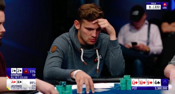 德州扑克疯狂的72诈唬