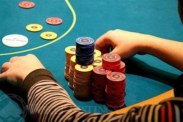 德州扑克中如何像职业牌手那样持续下注