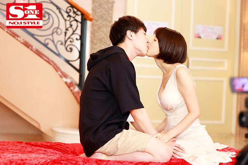出道十周年感谢祭!「葵つかさ」与素人粉丝「1对1服务」浓密性爱超羡慕!