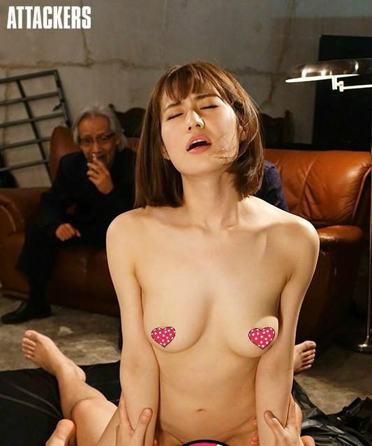 RBD-978:G奶作家人妻藤森里穂旅行一半沦为玩偶,变态肛交!